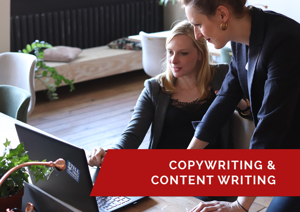 COPYWRITING & CONTENT WRITING